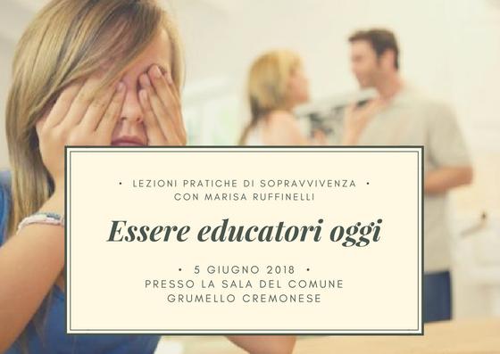 ESSERE EDUCATORI OGGI-Lezioni pratiche di sopravvivenza